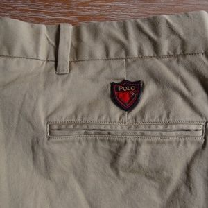 Polo by Ralph Lauren Shorts - POLO RALPH LAUREN FAIRWAY FIT PLEATED FRONT SHORTS